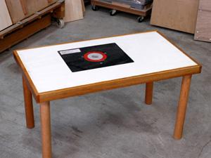 トリマー テーブル 自作